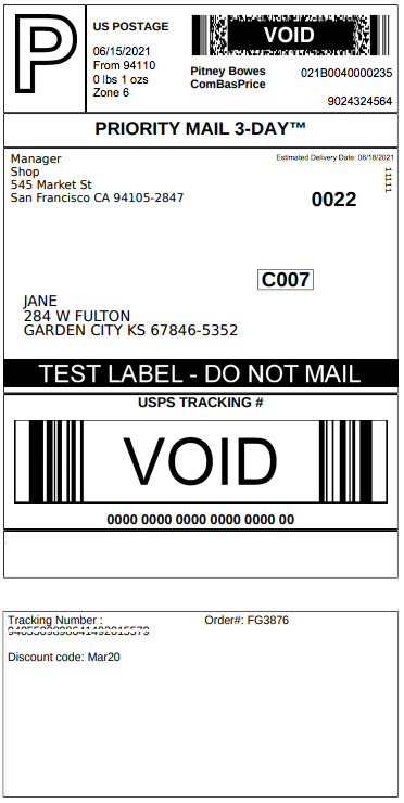 Sample Doc Tab Label